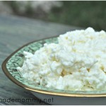 Homemade Cottage Cheese by Homemade Mommy