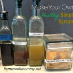 Simple Syrups